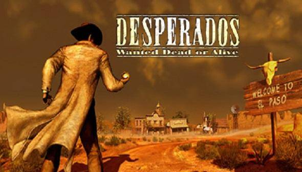 Acheter Desperados Wanted Dead Or Alive Cle Cd Dlcompare Fr
