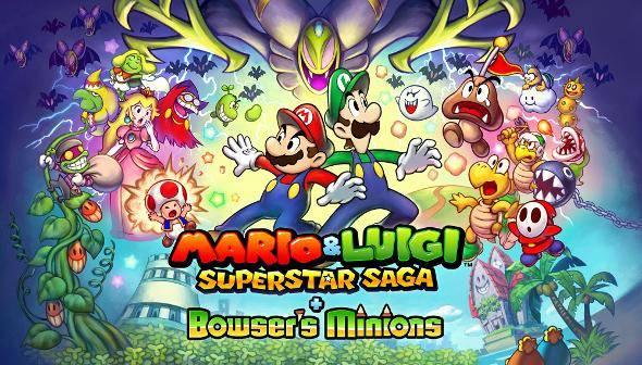 Buy Mario & Luigi: Superstar Saga Bowser's Minions key ...