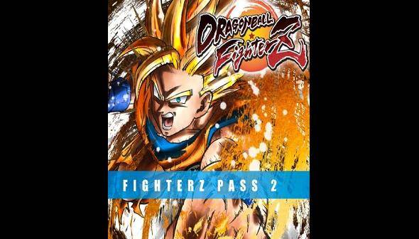 Xbox One DRAGON BALL FIGHTERZ FighterZ Pass 2 Download Code
