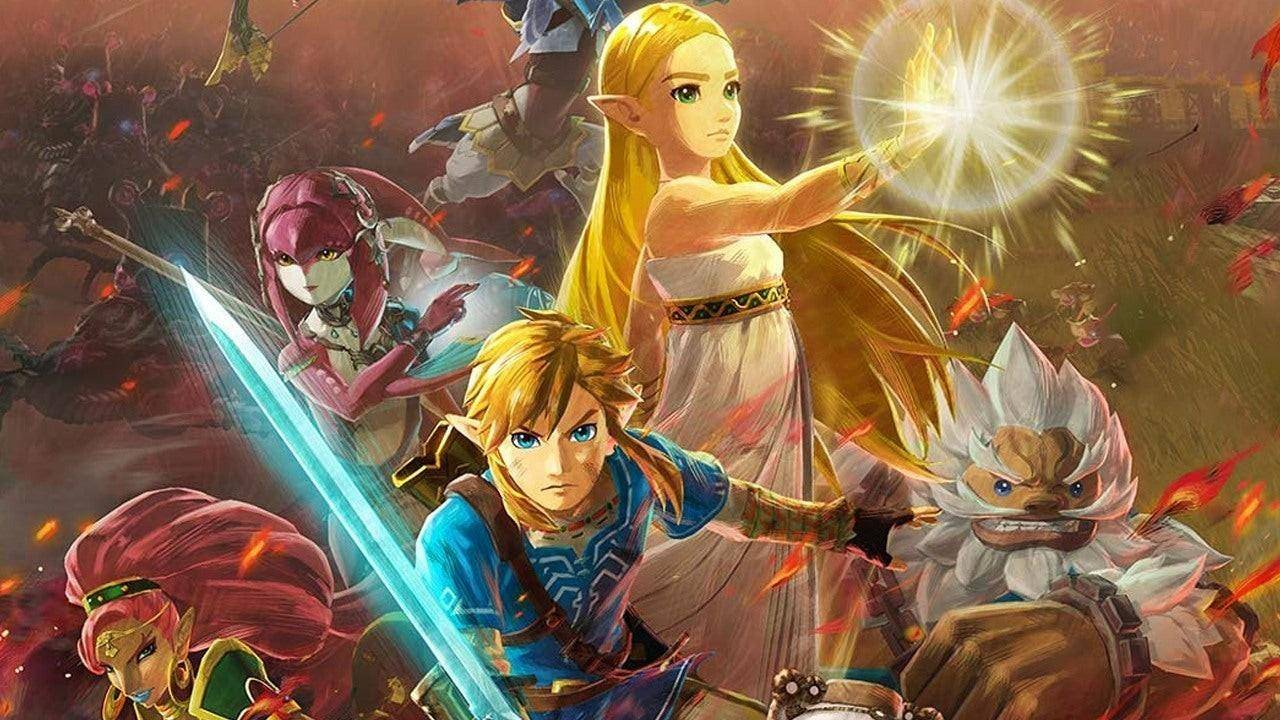 Nintendo Reveals More Information About Hyrule Warriors Age Of Calamity In A New Video Dlcompare Com